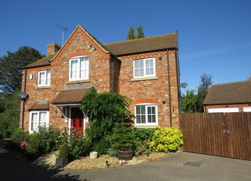 Thumbnail 4 bed detached house for sale in Oak Way, Ramsey St. Marys, Huntingdon