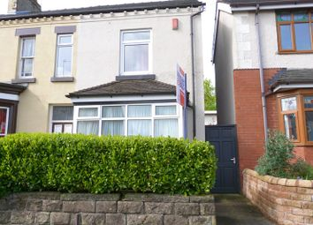 Thumbnail 2 bed semi-detached house to rent in Albert Street, Biddulph, Staffordshire