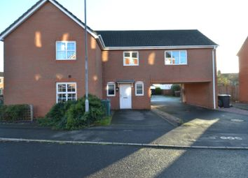 Thumbnail 2 bed flat to rent in Stableford Close, Shepshed, Loughborough