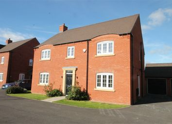 Thumbnail 4 bed detached house to rent in Cowslip Close, Wootton, Northampton