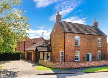 Thumbnail 4 bed detached house for sale in High Street, Swinderby, Lincoln, Lincolnshire