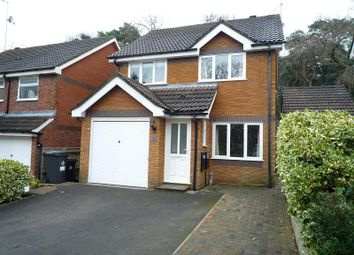 Thumbnail 3 bed detached house to rent in Martingale Close, Upton, Poole