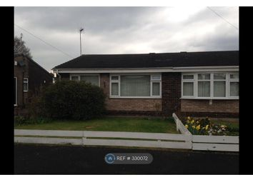 Thumbnail 2 bed bungalow to rent in Winchester Close, Hull