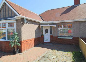 Thumbnail 2 bed bungalow for sale in Melrose Gardens, Roker, Sunderland