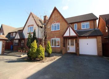 Thumbnail 4 bed detached house to rent in Balmoral Way, Prescot, Merseyside