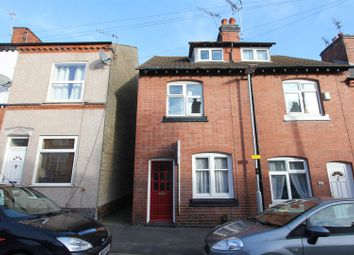 Thumbnail 3 bedroom town house for sale in Manor Street, Hinckley