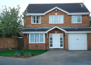 Thumbnail 4 bedroom detached house to rent in Edenham Crescent, Reading