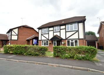 Thumbnail 5 bed detached house for sale in Walker Gardens, Hedge End, Southampton, Hampshire