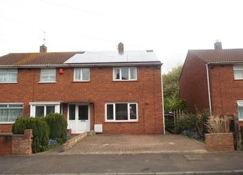Thumbnail 3 bed semi-detached house to rent in Oldbury Court Drive, Bristol