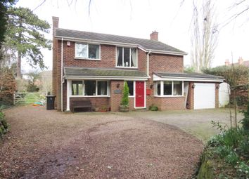 Thumbnail 3 bed detached house for sale in School Lane, Chellaston, Derby