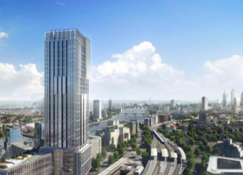 Thumbnail 1 bed flat for sale in Damac Tower London, Vaxhuall
