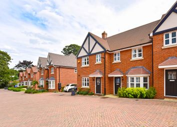 Thumbnail 3 bed terraced house to rent in Grange Road, Chalfont St. Peter, Gerrards Cross, Buckinghamshire