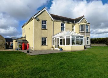 Thumbnail 4 bed detached house for sale in Bronyglyn, Llandissilio, Clynderwen, Pembrokeshire