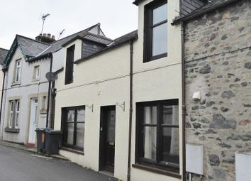 Thumbnail 2 bed terraced house for sale in Summerlea Cottages Eastgate, Moffat, Dumfries And Galloway.