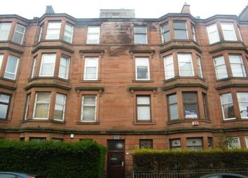 Thumbnail 2 bed flat to rent in Roslea Drive, Dennistoun