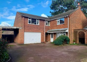 4 bed detached house for sale in Cedrus Court, Kingsthorpe, Northampton NN2