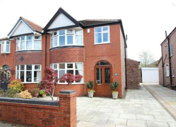 3 bed semi-detached house for sale in Brookfield Drive, Timperley, Altrincham WA15