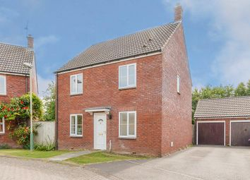 Thumbnail 3 bed detached house for sale in Cresswell Drive, Hilperton, Trowbridge