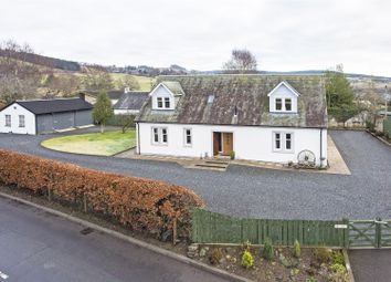 Thumbnail 4 bed detached house for sale in West Moulin Road, Pitlochry