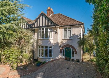 Thumbnail 4 bed semi-detached house for sale in Queens Road, Hertford