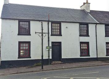 Thumbnail 3 bed end terrace house for sale in Main Street, Ochiltree, Cumnock