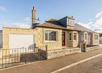 Thumbnail 3 bedroom semi-detached bungalow for sale in 10 Newhailes Crescent, Musselburgh