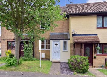 Thumbnail 2 bed terraced house for sale in Mayford Road, Walderslade, Chatham, Kent