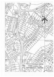 Thumbnail Land for sale in Gorsfach, Llanelli