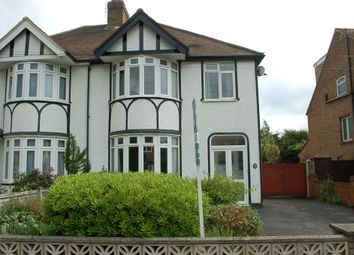 Thumbnail 3 bed semi-detached house for sale in Percy Road, Hampton
