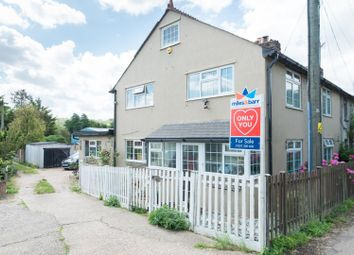 Thumbnail 4 bed end terrace house for sale in Canterbury Road, Chilham, Canterbury