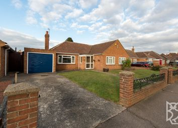 Thumbnail 3 bed detached bungalow for sale in The Commons, Colchester, Prettygate