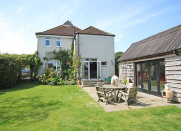Thumbnail 5 bed detached house for sale in Barton Court Avenue, Barton On Sea, New Milton, Hampshire