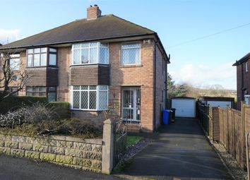 Thumbnail 3 bed semi-detached house for sale in Rocher Close, Grenoside, Sheffield