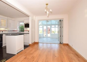 Thumbnail 5 bedroom semi-detached house for sale in Castlefields, Istead Rise, Kent