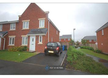 Thumbnail 4 bed semi-detached house to rent in Silverstone Street, Buckshaw Village, Chorley