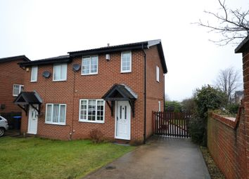 Thumbnail 2 bed semi-detached house to rent in Petterson Dale, Coxhoe, Durham
