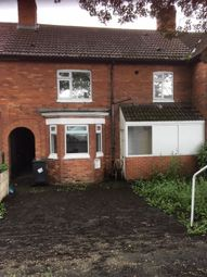 Thumbnail 4 bed terraced house for sale in Warmsworth Road, Balby, Doncaster