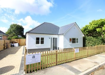 Thumbnail 2 bed detached bungalow for sale in Glebe Road, Lytchett Matravers, Poole