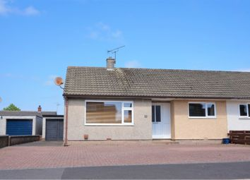 Thumbnail 2 bed semi-detached bungalow for sale in Auchenkeld Avenue, Dumfries