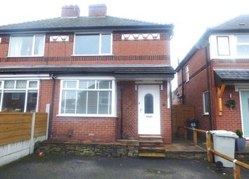Thumbnail 2 bed semi-detached house to rent in St. Andrews Road, Macclesfield