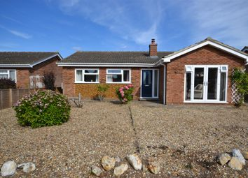 Thumbnail 3 bed detached bungalow for sale in Jubilee Drive, Dersingham, King's Lynn