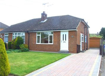 Thumbnail 2 bedroom semi-detached bungalow for sale in Thirlmere Avenue, Allestree, Derby