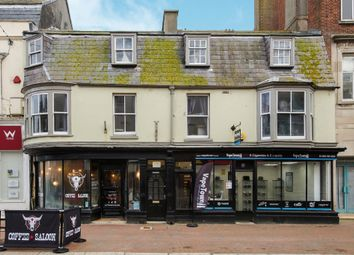 Thumbnail 4 bedroom flat for sale in Coburg Place, Weymouth