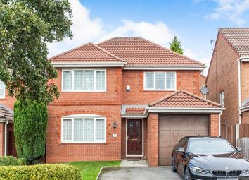 Thumbnail 4 bed detached house for sale in Inworth Close, Westhoughton, Bolton, Greater Manchester