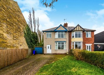 3 bed semi-detached house for sale in High Matlock Road, Stannington, Sheffield, South Yorkshire S6