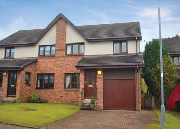 Thumbnail 3 bed semi-detached house for sale in Auldmurroch Drive, Milngavie, East Dunbartonshire