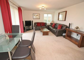 Thumbnail 2 bed flat for sale in Poynder Drive, Snodland