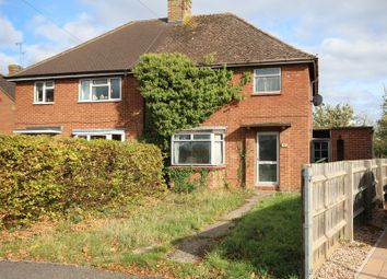 Thumbnail 3 bed semi-detached house for sale in Overn Avenue, Buckingham