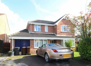 Thumbnail 4 bed detached house for sale in Spring Close, Kinsley, West Yorkshire