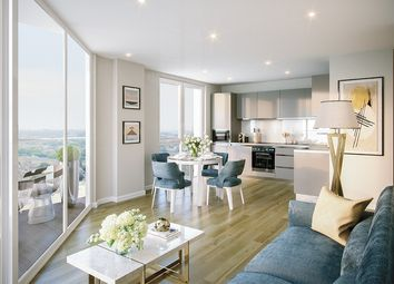 Thumbnail 2 bed flat for sale in Brixton Hill SW2, London,